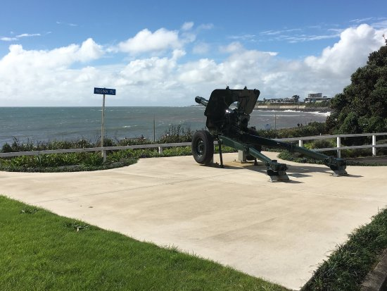 New Plymouth Coastal Walkway: Coastal Walkway