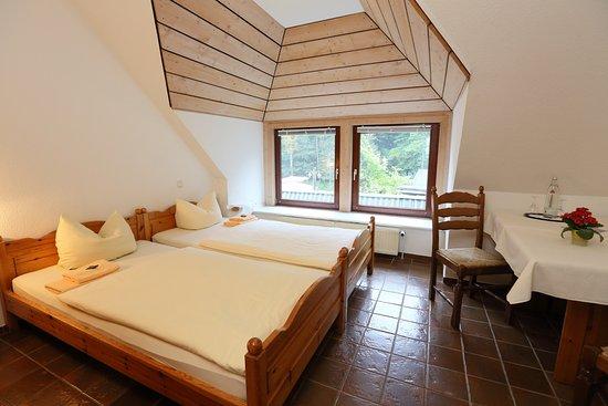 Rosengarten, Γερμανία: Hotelzimmer auf dem Kiekeberg
