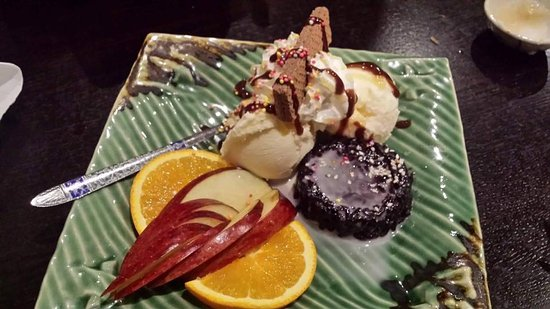 Caroline Springs, Australia: Black sticky rice
