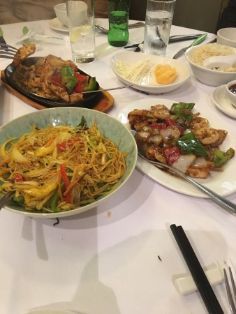 Lovely halal Chinese food !! - Picture of Man Ho Restaurant