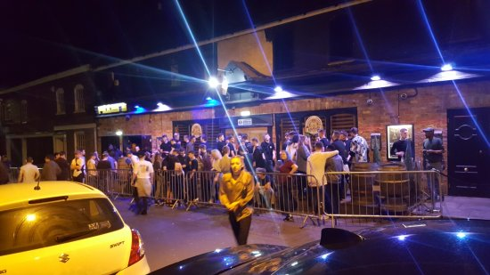 Hampton By Hilton York Night Club And Lap Dancing Bar Opposite Noisy And Rowdy