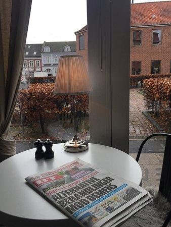 Slagelse, Dinamarca: Cafe Mikkel
