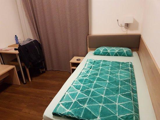 Hotel Baccara Aachen : Ágy