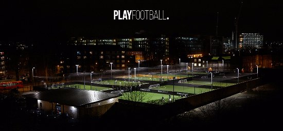 PlayFootball Nottingham