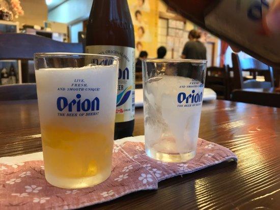Restaurant Marumiya : Okinawa-stir fried goya