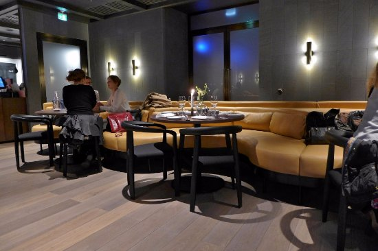 Warmes Lounge Ambiente