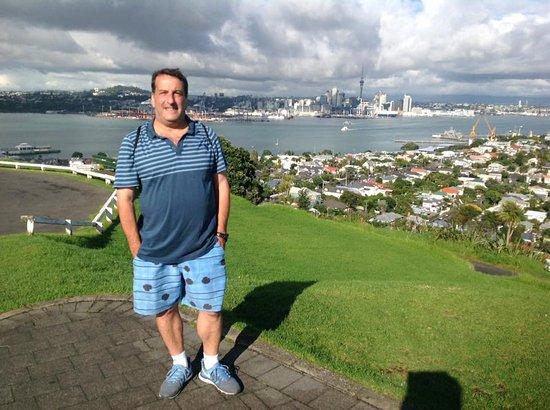 Devonport, Nueva Zelanda: Linda vista de auckland