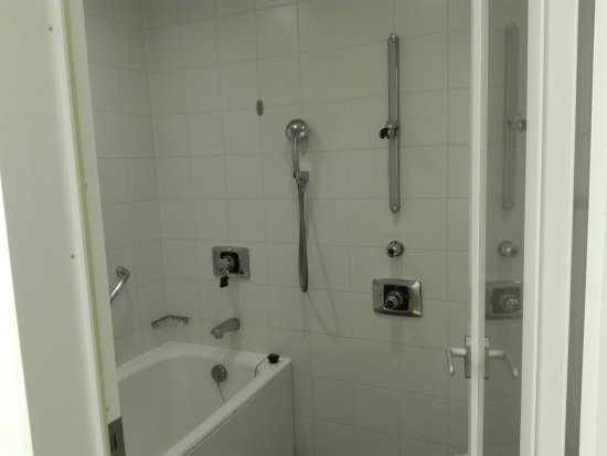 The Westin Awaji Island Resort & Conference Center: デラックスルームのバスルームです