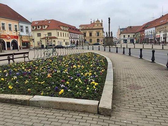 Podebrady, สาธารณรัฐเช็ก: náměstí