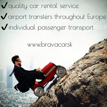 Bravacar (Car rental & Personal Transport)