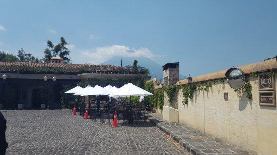 Camino Real Antigua: THE entry