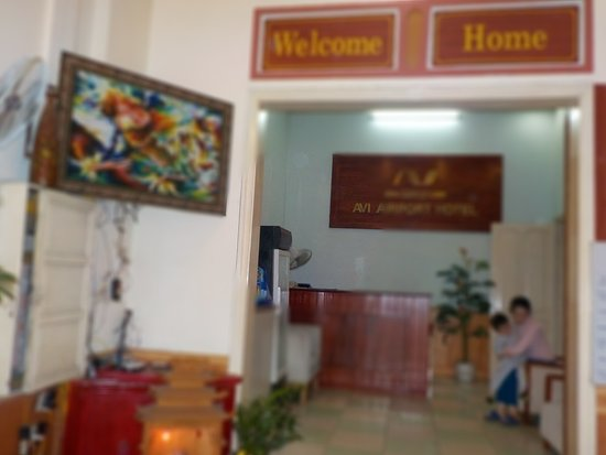 Avi Airport Hotel: It feels like home here and they are like your family to assist yo
