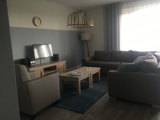 Midsland, The Netherlands: apartment, lounge area