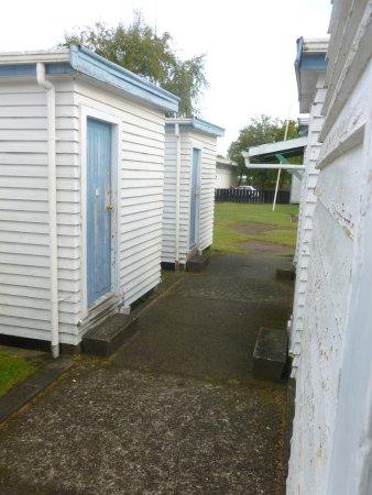 Turangi, New Zealand: Not very nice!!!!