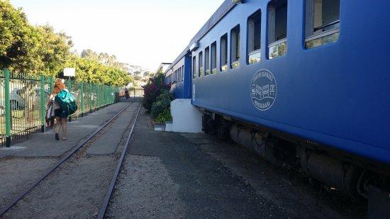 Santos express...a train 2 nowhere.
