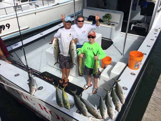 Mystic Rose Fishing Charters