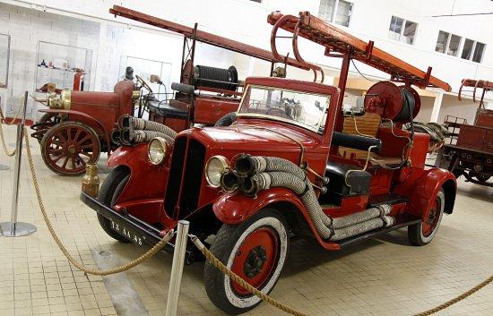 Espace du Sapeur Pompier