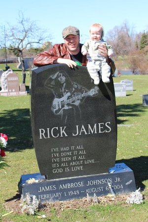 Forest Lawn: Rick James