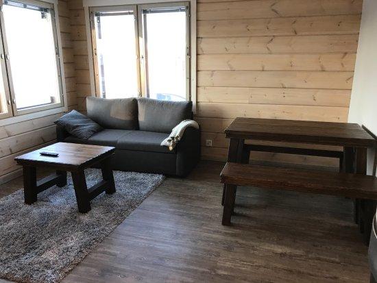 Pello, Finland: Valkea Arctic Lodge