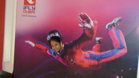 iFly Dubai UAE Shalini Priyanka Manish Jain Kolkata India ...