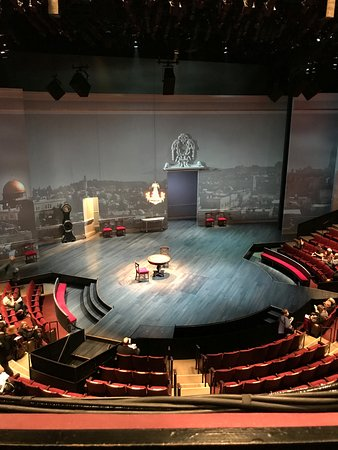 Vivian Beaumont Theatre New York City Anmeldelser