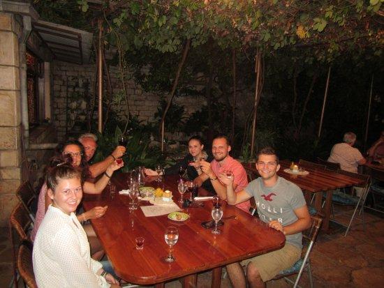 Vrboska, Croatia: All happy