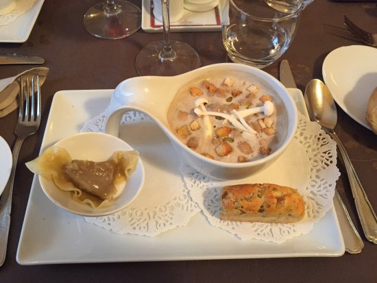 Chauvigny, France: Restaurant Le Lion d'Or