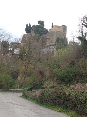 Predappio Alta, Italia: Крепость Верхнего Предаппио