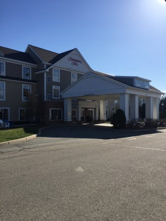 South Kingstown, RI: Hampton Inn south Kingston (chbre 324)