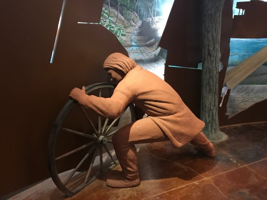"""Sulphur, OK : What a great place to learn about the Chickasaw Nation!  We loved the """"Chickasaw Special"""" for lu"""