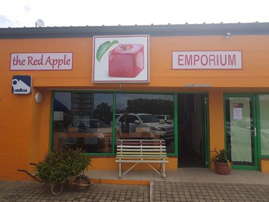 The Red Apple Emporium: Red Apple