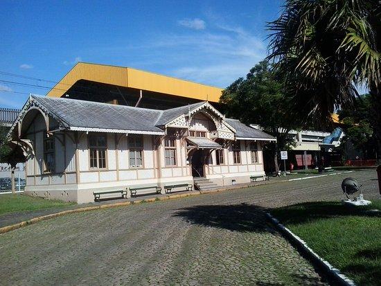 Sao Leopoldo, RS: Aqui funciona o museu