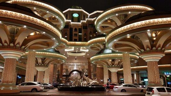 Sunway Resort Hotel Spa Very Grand And Posh