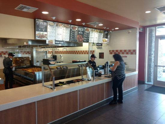 Victorville, CA: ORDER COUNTER