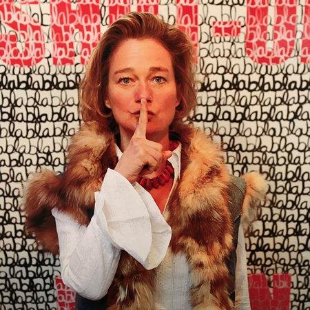Musee des Beaux-Arts d'Ixelles : Shut Up Delphine