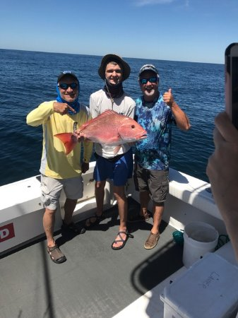 Westport, WA: another Red Snapper