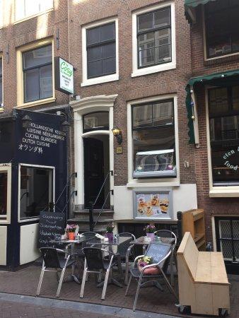 Cosy by mandy amsterdam ristorante recensioni numero for Hotel vicino piazza dam amsterdam