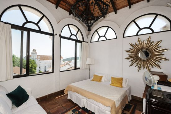 Casa Carmen Bedroom Sunroom At The Top Of The Mirador Accessed