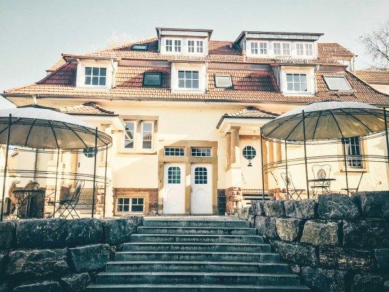 Gondelsheim, Deutschland: Jugendstilvilla Hotel Hahn