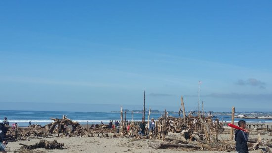 Aptos, CA: Rio Del Mar Beach, Massage Harbor
