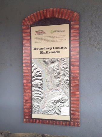 Bonners Ferry, ID: Boundary Co. railroads
