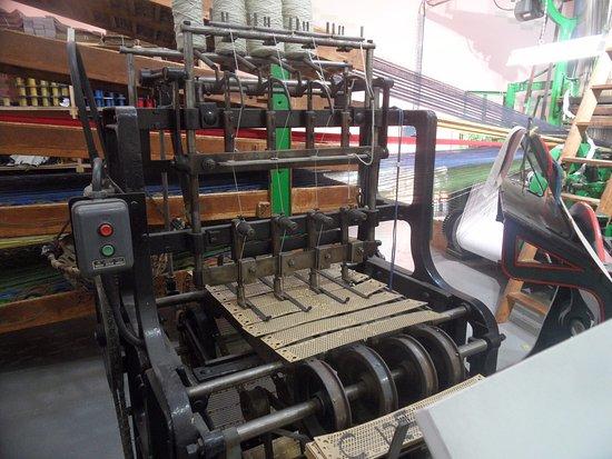 Киддерминстер, UK: machine