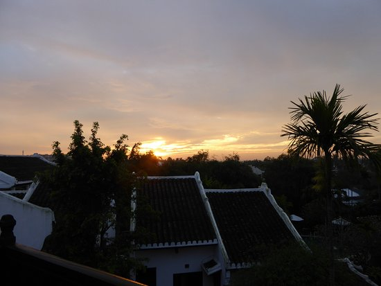 Hoi An Ancient House Resort & Spa: Sonnenaufgang