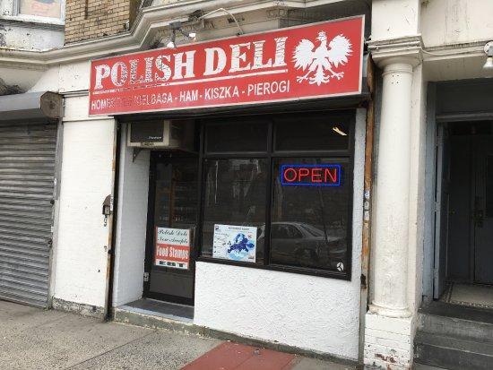 Yonkers, Estado de Nueva York: Polish Deli
