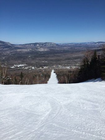 Carrabassett Valley, ME: I love this mountain! It will always be my home!