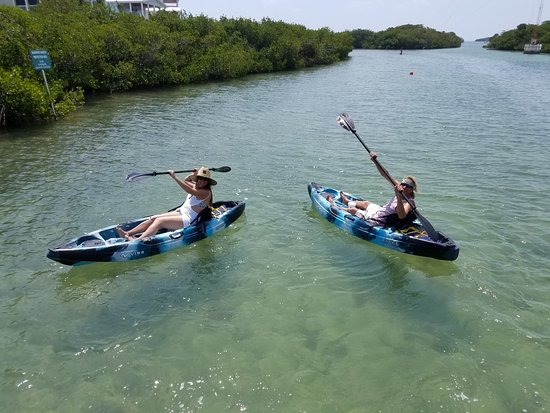 Kayak adventures key west all you need to know before for Key west kayak fishing