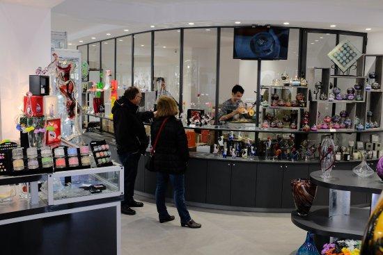 Riquewihr/Reichenweier, Frankreich: Venez visiter notre atelier!