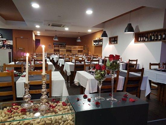 Cabeceiras de Basto, Portugal: Restaurante a Cozinha Real de Basto