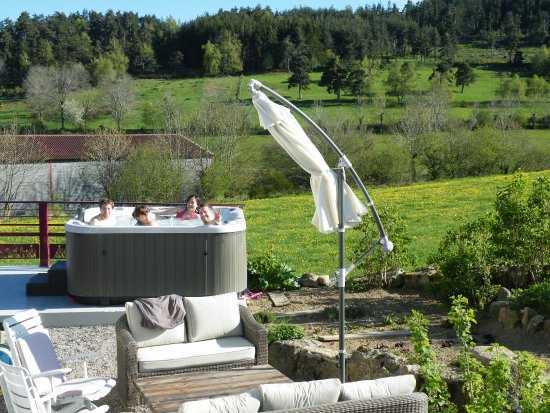 jacuzzi ext rieur picture of les pierres d 39 antan