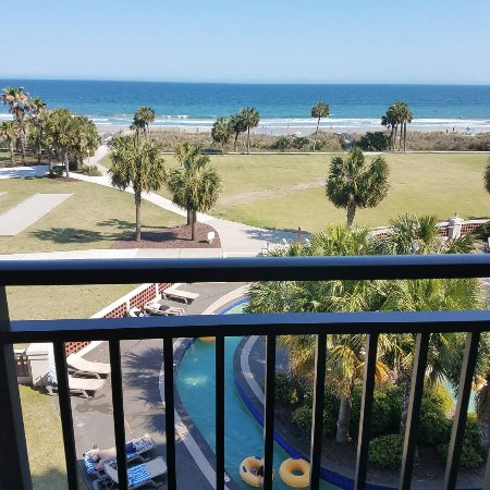 DoubleTree Resort by Hilton Myrtle Beach Oceanfront: IMG_20170414_163358_377_large.jpg